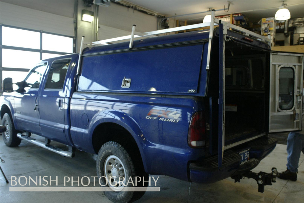 ARE Cap, Storage Box, Truck