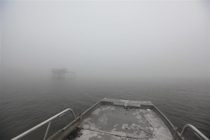 Foggy_Boatride_Honeymoon_Cottage