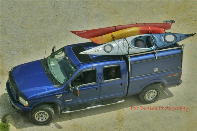 Top of Truck