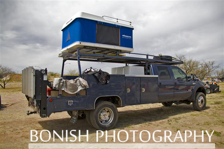 Roof Top Tent, utility Bed, Truck
