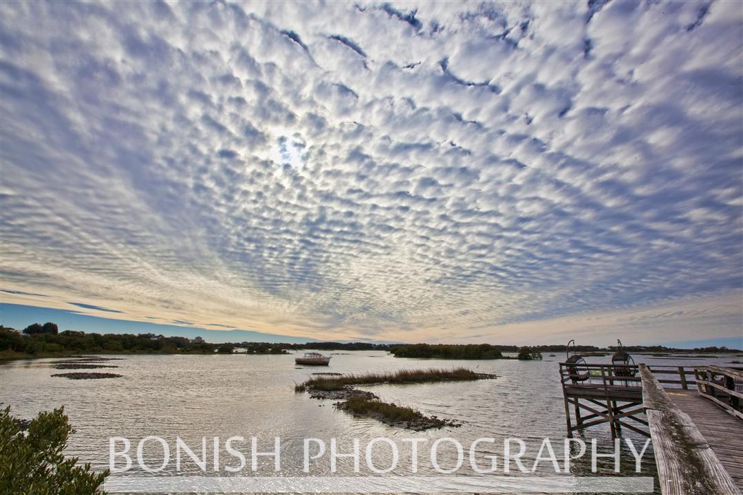 Altocumulus_Undulatus_clouds_Over_Cedar_Key