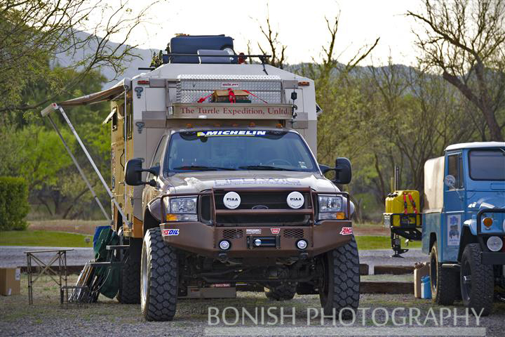 The Turtle Expedition Vehicle - EXPO 2010 - Photo by Pat Bonish