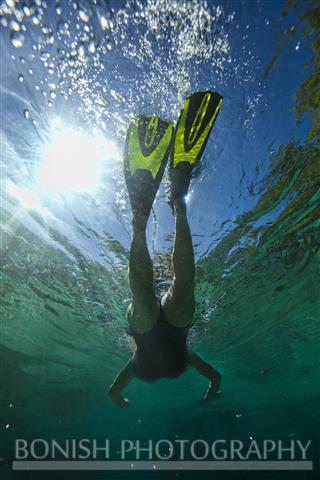 Woman_Snorkeling