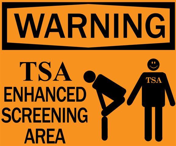 TSA-Enhanced-Screening-Area