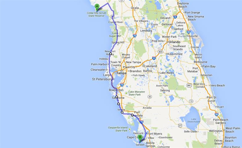 Sanibel Island And The Seahorse Cottages Every Miles A Memory