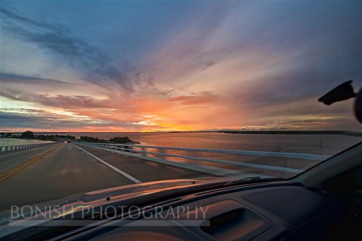 Driving, Intercoastal, Florida