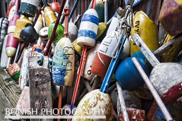 Bonish Photography, Floats, Mooring Balls, Nautical