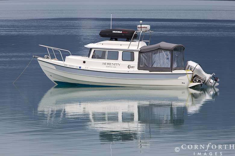 Trailerable Houseboat, C-Dory, Cornforth Images,