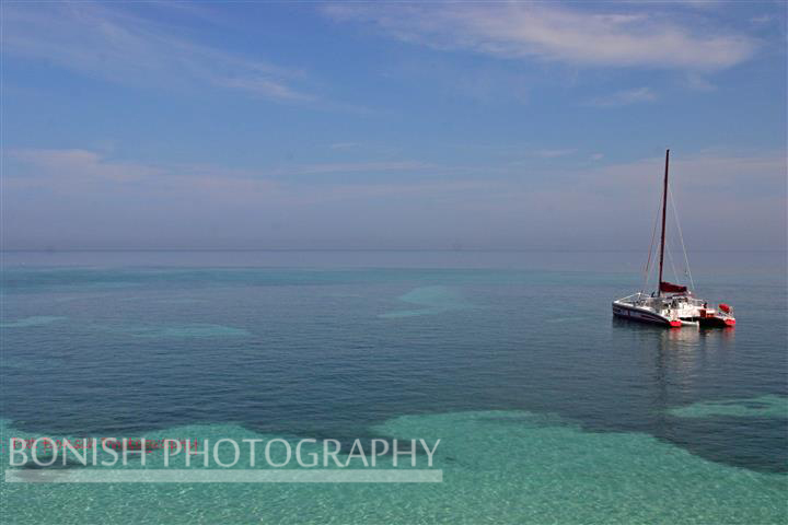 Catamaran, Caribbean, Ocean, Bonish Photography