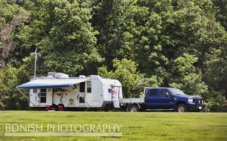 Wind Turbine, RV Turbine, Travel Trailer, Bonish Photography