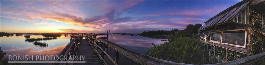 Cedar Key Sunset, Bonish Photography