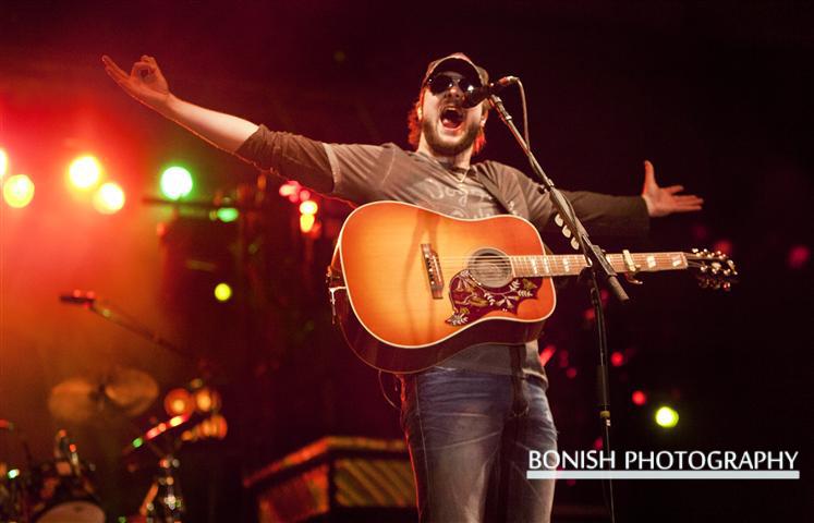 Bonish Photography, Eric Church, CMA Awards, Country Music