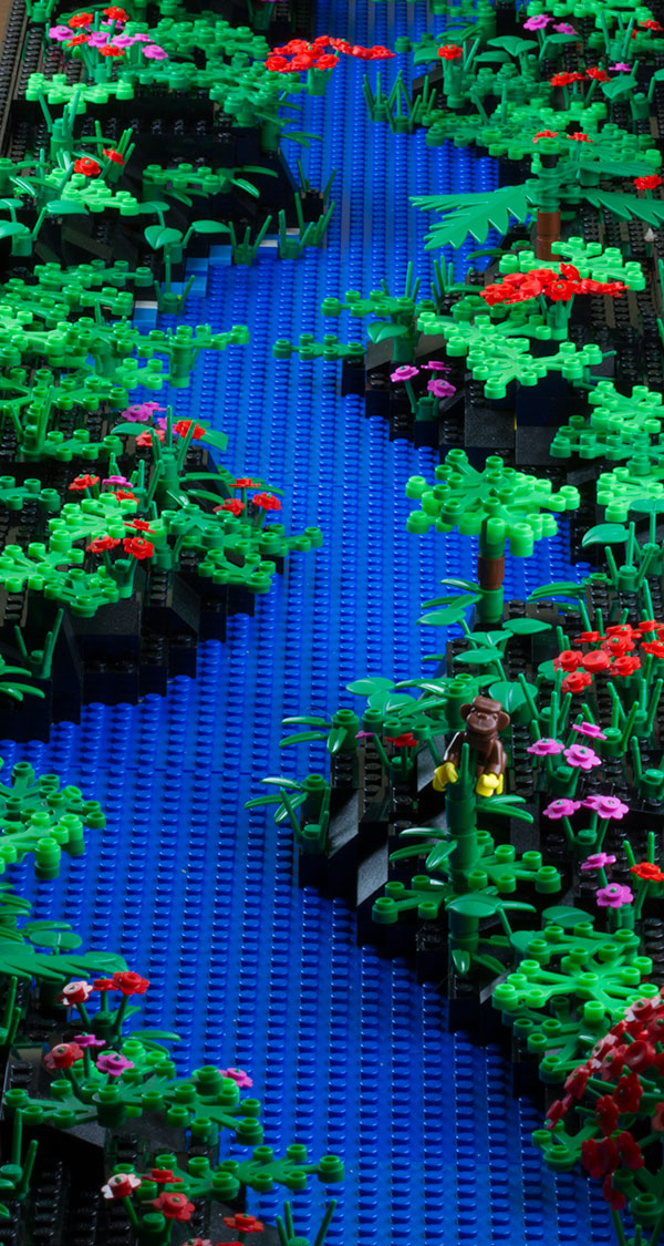 Erik Gauger, Lego River, Every Miles A Memory, Interview