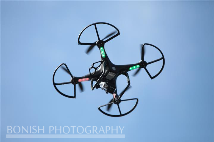 Drone, Quad Copter, GoPro
