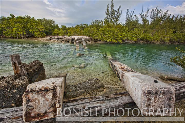 Abandonded Bridge, Fallen Bridge, Bonish Photography