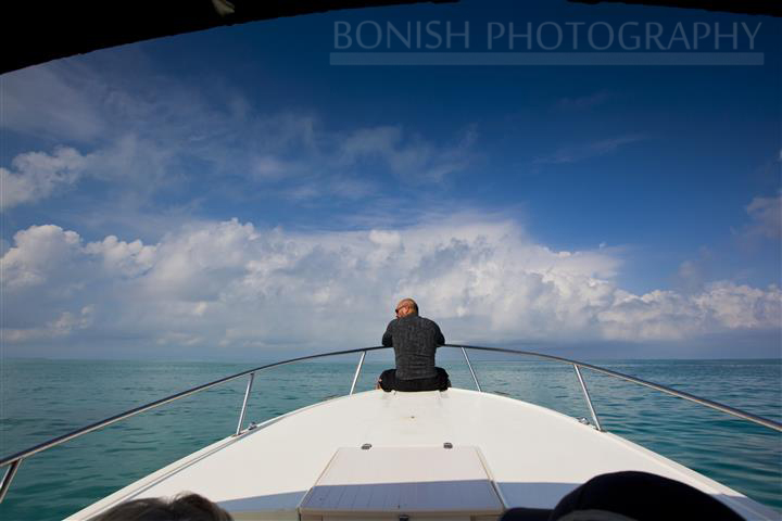 Boating, Keys, Florida, Bonish Photography
