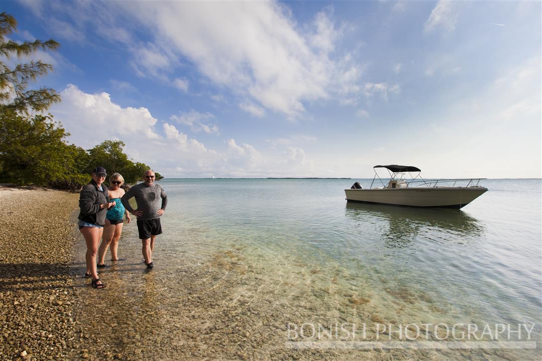 Boating, Key West, Don Richardson, Cindy Bonish, Mary Ann Richardson