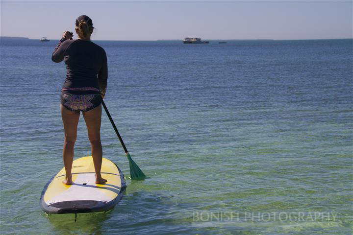 Cindy Bonish, SUP, Stand Up Paddle Boarding, Bonish Photography, Mellow Ventures, Key West