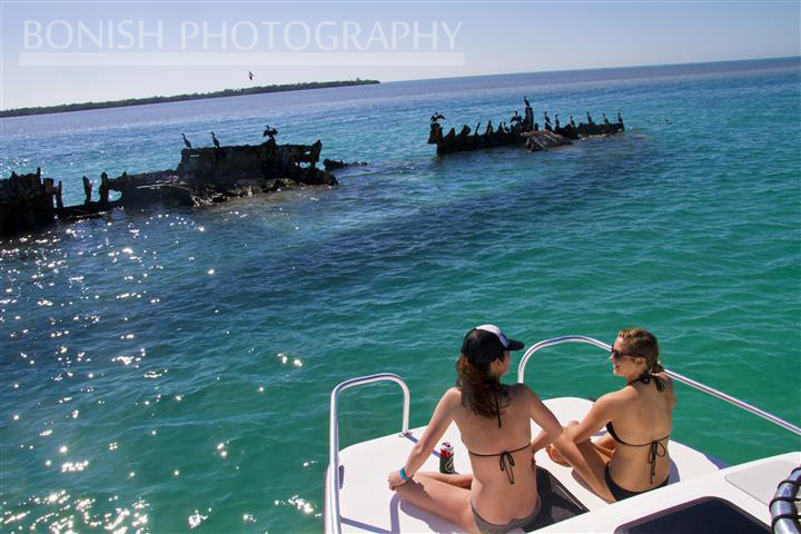 Sunken Ship, Key West, Mellow Ventures, Bonish Photography,
