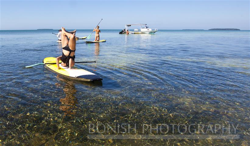 SUP, Jessie Zevalkink, Stand Up Paddle Boarding, Key West, Mellow Ventures, Bonish Photography