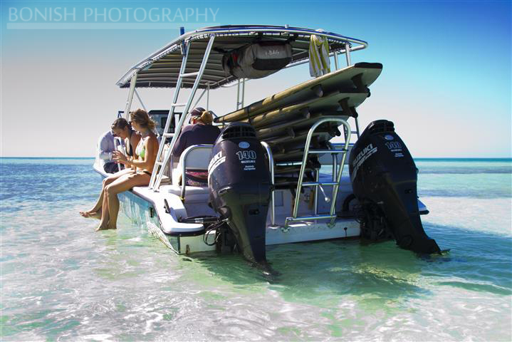 Twin Vee, Catamaran, Mellow Ventures, Key West, Bonish Photography