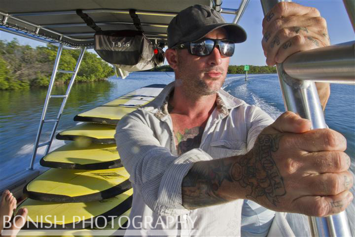 Rob with Mellow Ventures, Key West, Bonish Photography