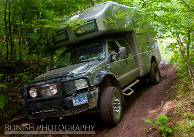 Earthroamer, Bonish Photography, Every Miles A Memory, UP Overland