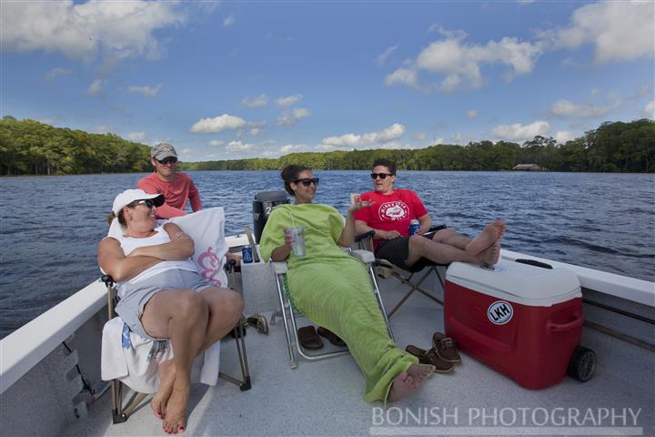 Tish Smigiel, Lauren Smigiel, Suwannee River, Bonish Photography
