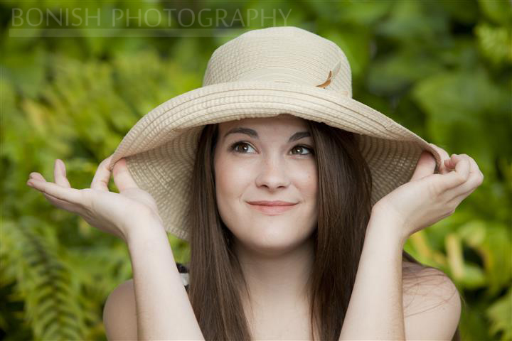 Lauren Bartholemy, Bonish Photography, Senior Photography
