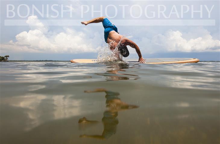 SUP, Paddle Boarding, Bonish Photography
