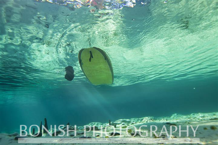 Underwater Photography, SUP, Stand Up Paddle Boarding, Bonish Photography
