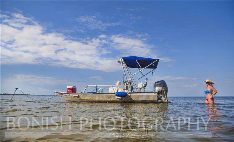 Boating, Florida, Bikini, Bonish Photography