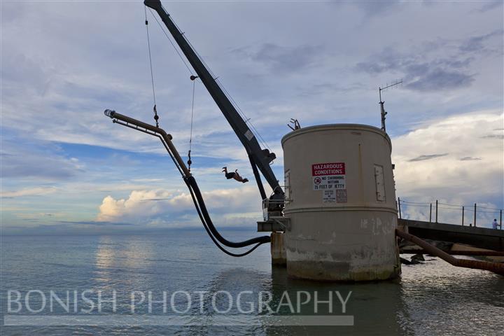 Singer Island, Pump Station, Atlantic Ocean, Bonish Photography