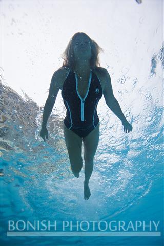 Swimming, Bikini, Cindy Bonish, Underwater Photography, Bonish Photo,