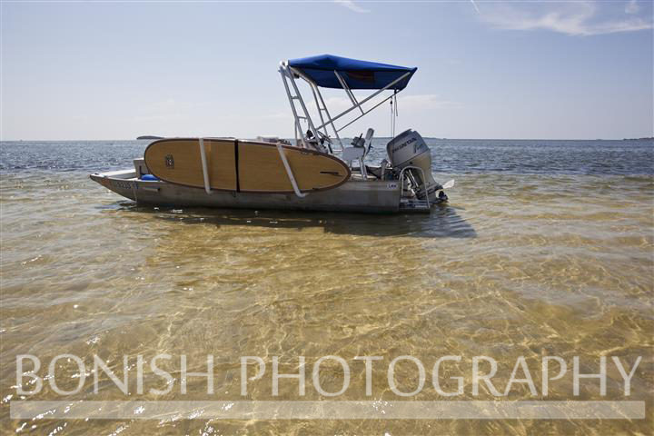 Sandbar, Boating, SUP Holder, Cedar Key, Bonish Photography