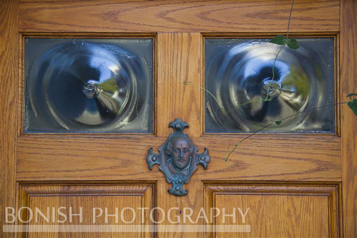Bullet Glass, Antique, Rockport, Door Knocker, Bonish Photography