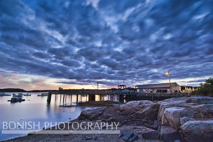 Cape Porpoise, Harbor, Maine, Bonish Photo