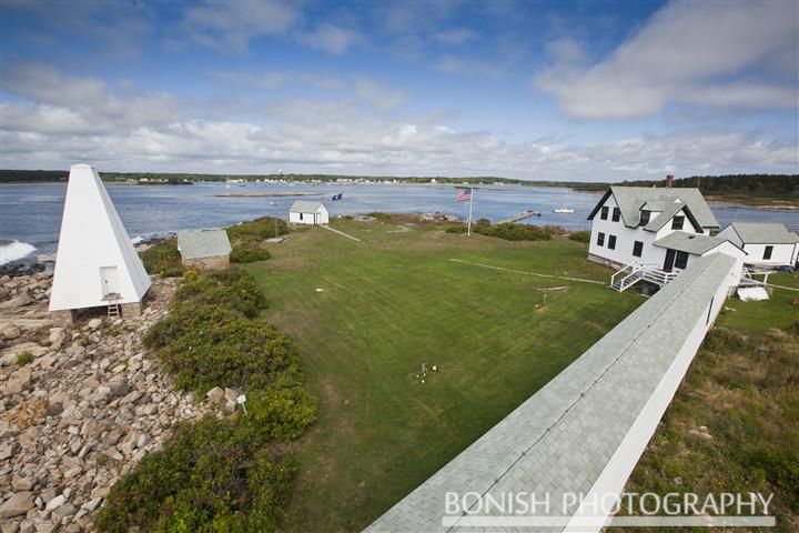 Goat Island, Cape Porpoise, Harbor, Bonish Photo, Maine
