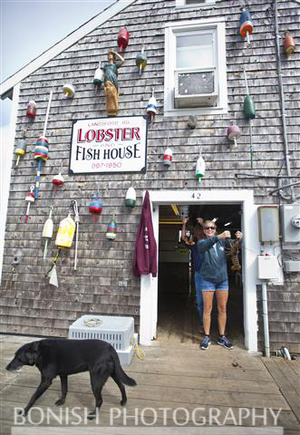 Langsford Lobster House, Maine, Cape Porpoise, Bonish Photo