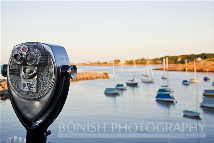 Looking Glass, Rockport Harbor, Sailboats, Safety, Bonish Photo