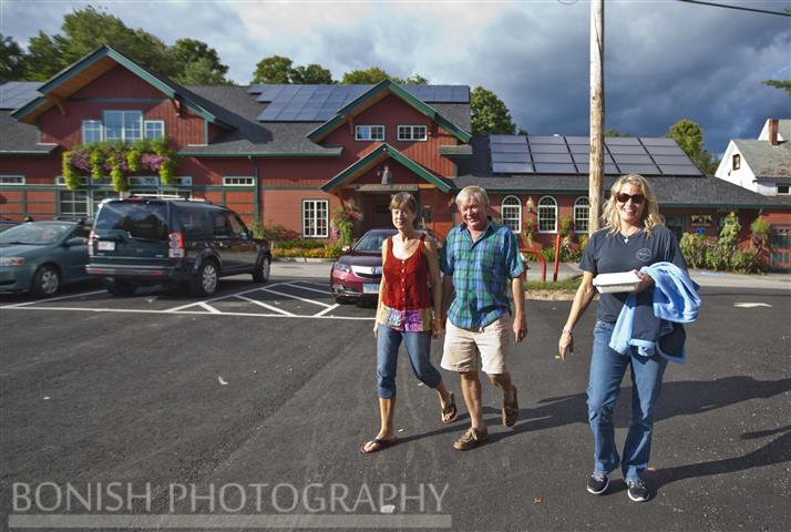 Woodstock Brewery, New Hampshire, Solar, Renewable Energy