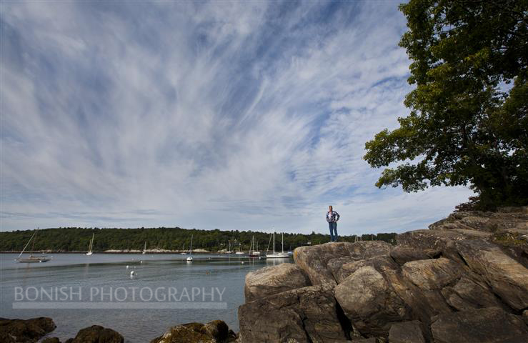 Rockport, Maine, Cindy Bonish, Harbor, Bonish Photo