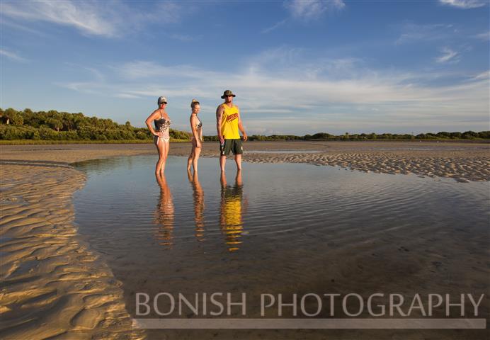 Nick Hegle, Kailey Hegle, Cindy Bonish, Bonish Photo, Cedar Key