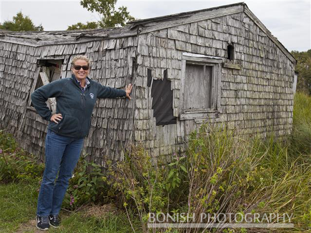 Cindy Bonish, Small House, Tiny House, Bonish Photo