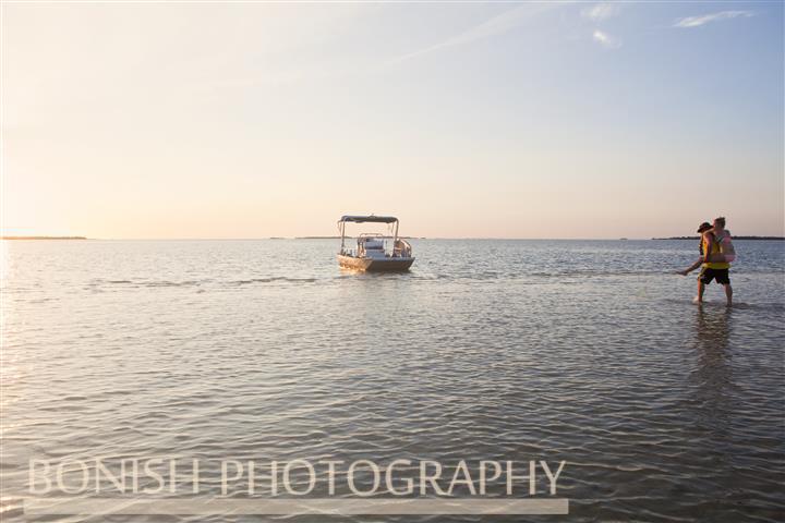 Piggyback Ride, Bonish Photo, Cedar Key
