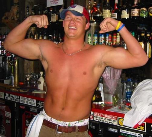 Nick Hegle, Bonish Photo, Red Dog Saloon