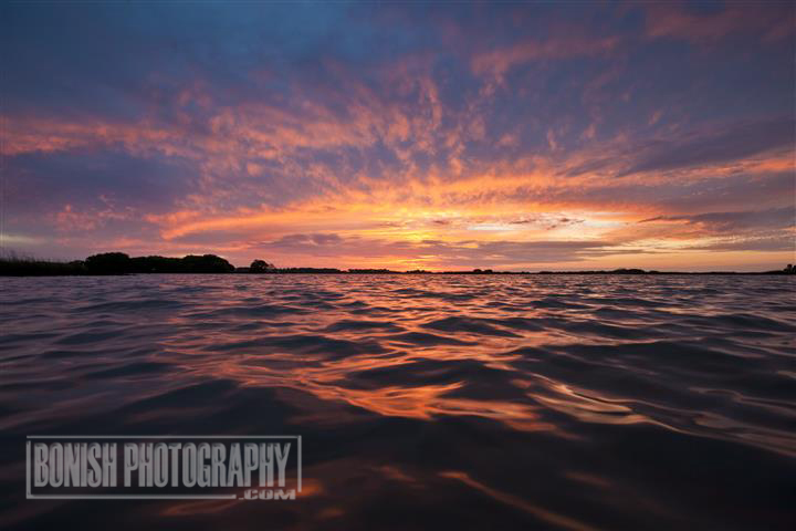 Low-Key Hideaway, Cedar Key, Bonish Photo, Sunset