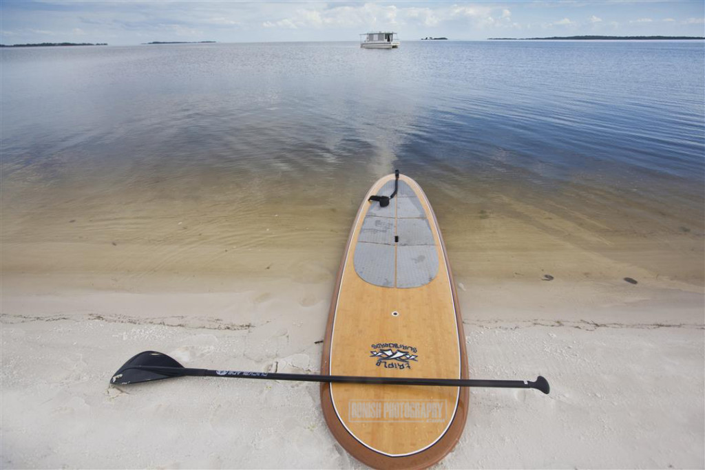 Stand Up Paddle Boarding, Houseboat, Catamaran Cruiser, Bonish Photo, Catamaran Cruiser, Trailerable Houseboat