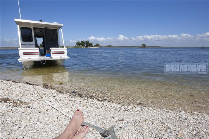 Houseboat, Boating, Florida Boating, Catamaran Cruiser, Bonish Photo, Catamaran Cruiser, Trailerable Houseboat