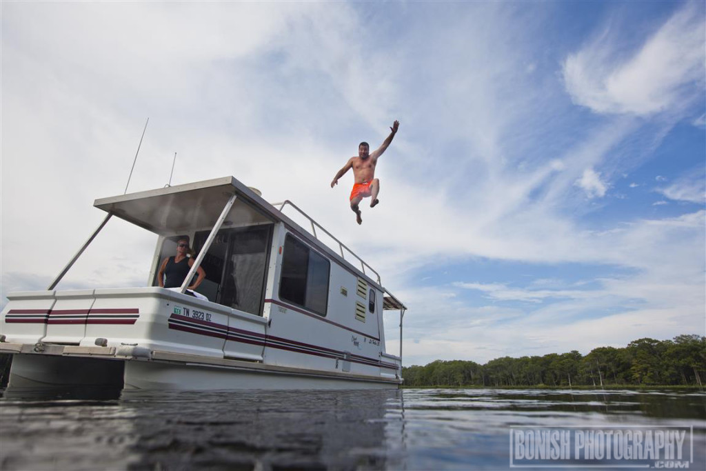 Houseboating, Florida Boating, Suwannee River, Bonish Photo, Catamaran Cruiser, Trailerable Houseboat